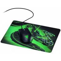 Мышка Razer Abyssus и Goliathus Mobile Construct Фото