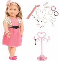 Кукла Our Generation Адра с украшениями 46 см Фото