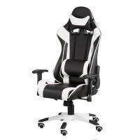 Крісло ігрове Special4You ExtremeRace black/white Фото