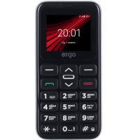 Мобильный телефон Ergo F186 Solace Silver Фото