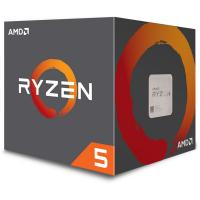 Процессор AMD Ryzen 5 1600 Фото