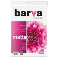 Папір Barva A4 Everyday Matte 125г, 100л Фото