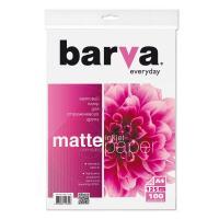 Бумага BARVA A4 Everyday Matte 125г, 100л Фото
