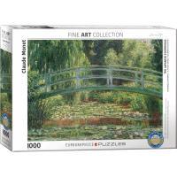 Пазл Eurographics Японский мостик. Клод Моне. 1000 элементов Фото