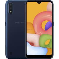 Мобильный телефон Samsung SM-A015FZ (Galaxy A01 2/16Gb) Blue Фото