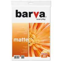 Папір BARVA A4 Everyday matted 190г 20с Фото