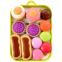Ігровий набір Ecoiffier пирожных с подносом Фото