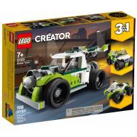Конструктор LEGO Creator Грузовик-ракета 198 деталей Фото