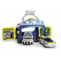 Ігровий набір Dickie Toys Командный пункт полиции с 3 машинами Фото