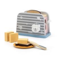 Ігровий набір Viga Toys кулінара PolarB Тостер Фото