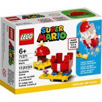 Конструктор LEGO Super Mario Марио-вертолет набор усилений 13 детал Фото