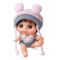 Пупс Berjuan Baby Biggers Rosa с запахом ванили 14 см Фото