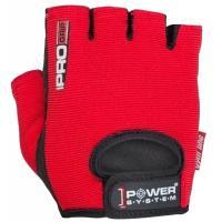 Перчатки для фитнеса Power System Pro Grip PS-2250 M Red Фото