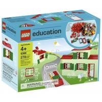 Конструктор LEGO Education Вікна, двері та черепиця для даху Фото
