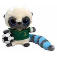 М'яка іграшка Aurora Yoohoo Футболист зеленая футболка 12 см Фото