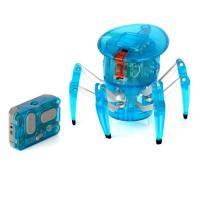 Інтерактивна іграшка Hexbug Нано-робот Spider на ИК управлении, голубой Фото