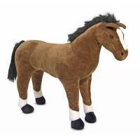 Мягкая игрушка Melissa&Doug Гигантская плюшевый конь,100 см Фото