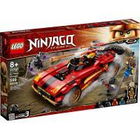 Конструктор LEGO Ninjago Преследователь ниндзя X-1 Фото
