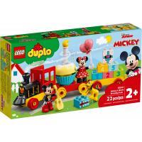 Конструктор LEGO DUPLO Disney Праздничный поезд Микки и Минни 22 де Фото