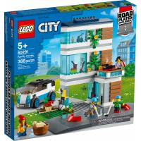 Конструктор LEGO City Семейный дом 388 деталей Фото