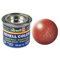 Аксесуари до збірних моделей Revell Краска эмалевая 95. Бронза металлик. 14 мл Фото