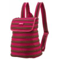 Рюкзак шкільний Zipit Zipper Fuchsia Deep Brown Фото