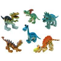 Фігурка Baby Team набор Динозавры 6 шт Фото