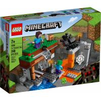 Конструктор LEGO Minecraft Заброшенная шахта Фото