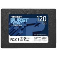 """Накопичувач SSD Patriot 2.5"""" 120GB Burst Elite Фото"""