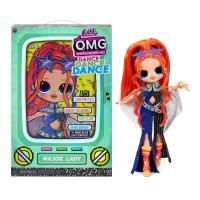 Лялька L.O.L. Surprise! серии O.M.G. Dance Леди-крутышка Фото