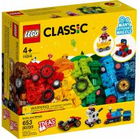 Конструктор LEGO Classic Кубики и колеса Фото