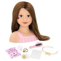 Лялька Our Generation Модный парикмахер брюнетка Фото
