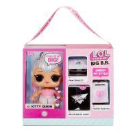 Кукла L.O.L. Surprise! мега серии Big B.B.Doll - Королева Китти Фото