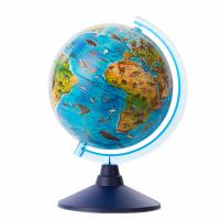 Інтерактивна іграшка Alaysky's Globe Глобус зоо-географический, Д21см Фото