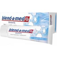Зубна паста Blend-a-med 3D White Whitening Therapy Защита эмали 75 мл Фото