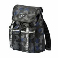 Рюкзак шкільний Yes T-71 Double up черный/синий Фото