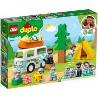 Конструктор LEGO Duplo Cемейный кемпинг Фото