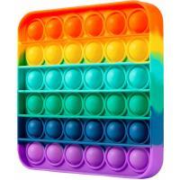Игровой набор Sibelly антистресс Pop It Rainbow Square Фото
