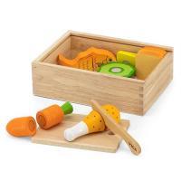 Игровой набор Viga Toys игрушечные продукты Обед Фото