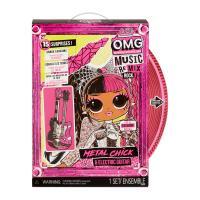 Кукла L.O.L. Surprise! O.M.G. Remix Rock - Леди-Металл Фото