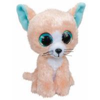 М'яка іграшка Lumo Stars Кот Peach Фото