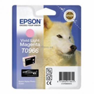 Картридж EPSON St Pro 9000 light magenta (C13T411011) - фото 1