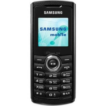 Мобільний телефон GT-E2121 Black Samsung (GT-E2121ZKB) - фото 1