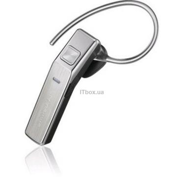 Bluetooth-гарнитура Samsung WEP 650 Silver - фото 1