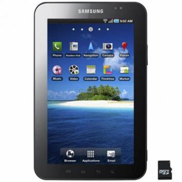 Планшет Samsung Galaxy Tab (GT-P1000) (GT-P1000CWA) - фото 1