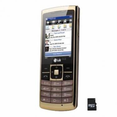 Мобільний телефон S310 Gold LG (S310 GD) - фото 1