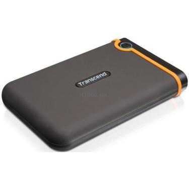 "Внешний жесткий диск 2.5"" 500GB Transcend (TS500GSJ25M2) - фото 2"