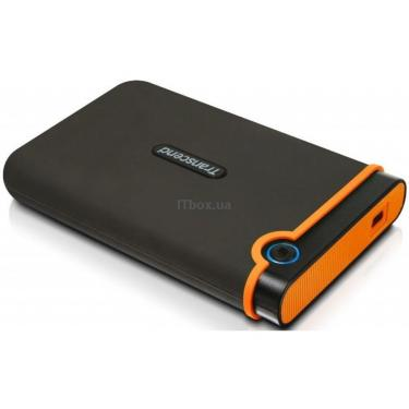 "Внешний жесткий диск 2.5"" 500GB Transcend (TS500GSJ25M2) - фото 3"