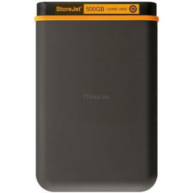 "Внешний жесткий диск 2.5"" 500GB Transcend (TS500GSJ25M2) - фото 4"