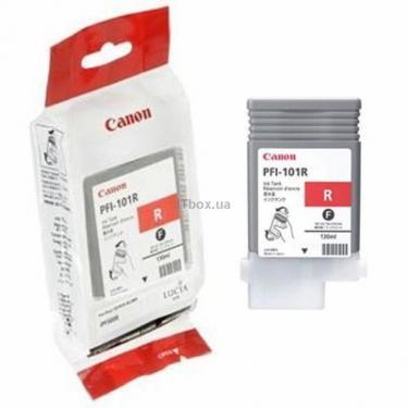 Картридж Canon PFI-101R (red) (0889B001) - фото 1